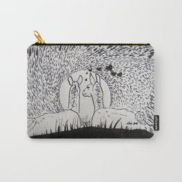 Amor de Vicuña Carry-All Pouch