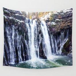 Burney Falls Wall Tapestry