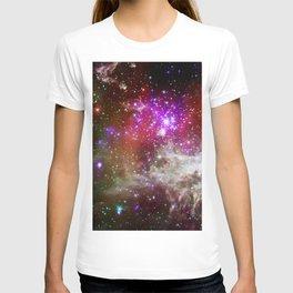 NGC 281 nebula with active star formation (NASA/Chandra) T-shirt