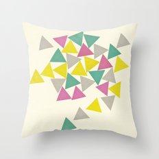 Order Within Chaos Throw Pillow