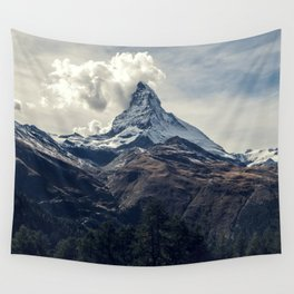 Crushing Clouds Wall Tapestry