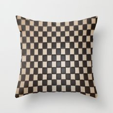 MEDITATION-SQUARE Throw Pillow