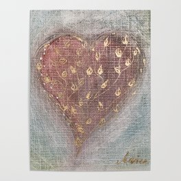 Blossoming Love Poster
