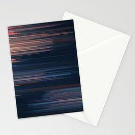 Glitched v.4 Stationery Cards