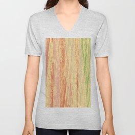 cascada de colores Unisex V-Neck