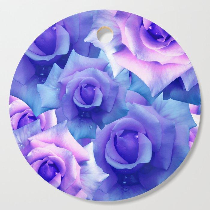 Bouquet de fleur Cutting Board