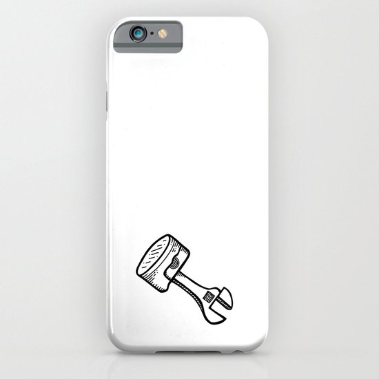 Pistonwrench iPhone & iPod Case