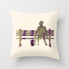 Forrest Throw Pillow