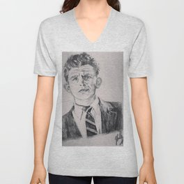 Andy Griffith Unisex V-Neck