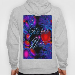"""March Madness """"Heart"""" Hoody"""