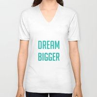 inception V-neck T-shirts featuring Inception by mydeardear