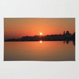 Summer Sunset Rug