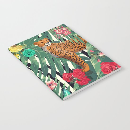tropical wild  Notebook