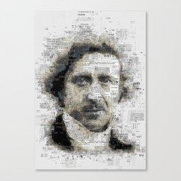Gene Wilder Canvas Print