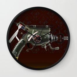 Raygun Wall Clock