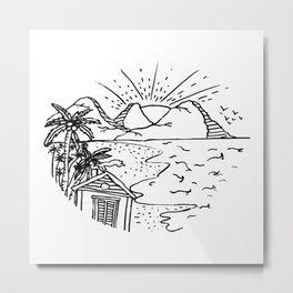 My Dream House Metal Print