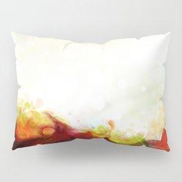 Abstract Splats by Friztin Pillow Sham