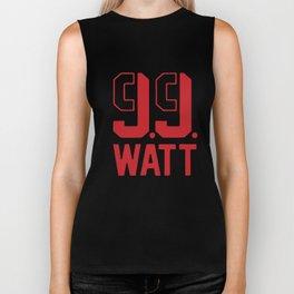 Watt Houston NFL Football Texas NEW Swat Tee texas Biker Tank