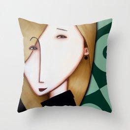 Brooke Throw Pillow