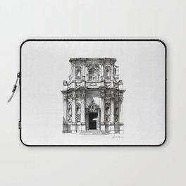Chiesa di Santa Chiara - Lecce Laptop Sleeve