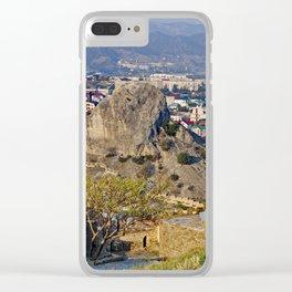 Crimea Clear iPhone Case