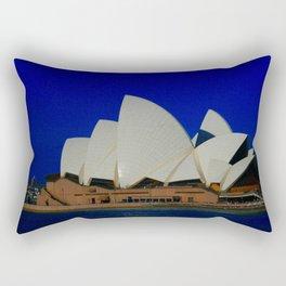 Sydney Blues-I've Got 'Em DPG151009b Rectangular Pillow