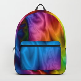 Abstract Fire Backpack