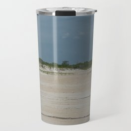 Dunes of Assateague Island (color) Travel Mug