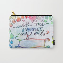 Ask Me Carry-All Pouch