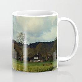 Farm view Coffee Mug