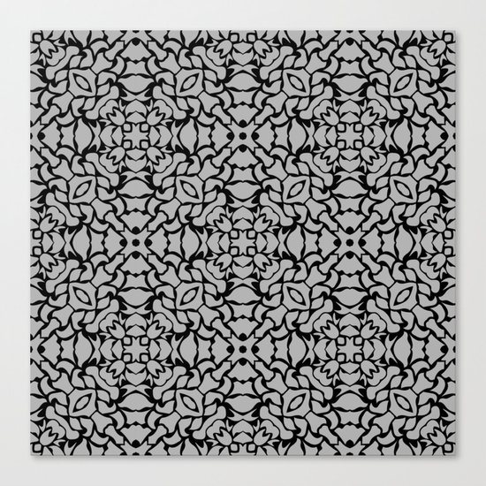 Pattern #09 Canvas Print