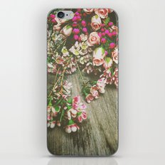 She Had a Spirit That Was Wild and Free iPhone Skin