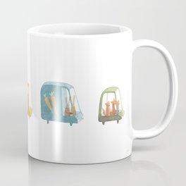 Animal traffic jam Coffee Mug