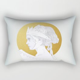 FEVER RAY (If I Had A Heart) Rectangular Pillow