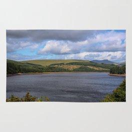 Pontsticill Reservoir 2 August 2018 Rug
