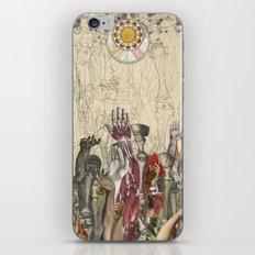 The Rapture iPhone Skin