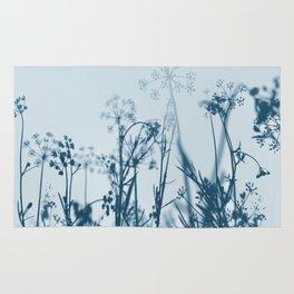 Blooming Sky Rug