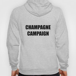 Champagne Campaign Mmm Bubbles Hoody