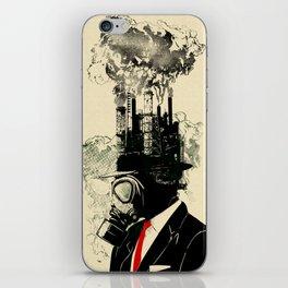 Businessman iPhone Skin