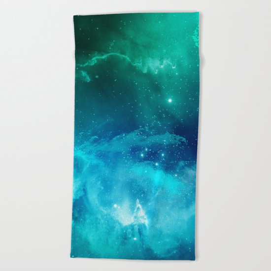 Universe 03 Beach Towel