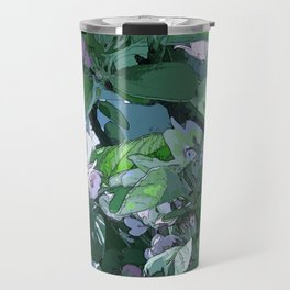 Garden Bloom Travel Mug