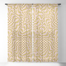 Abstraction_NEW_ILLUSION_SPIN_PATTERN_POP_ART_Minimalism_0327A Sheer Curtain