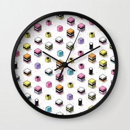 All sorts Wall Clock