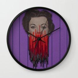 Melt Wall Clock