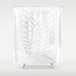 Survey Corps Shower Curtain
