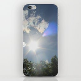 Rays for days iPhone Skin