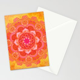 Sun Bliss Stationery Cards