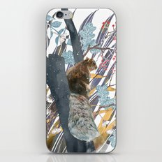 waiting for autumn iPhone & iPod Skin