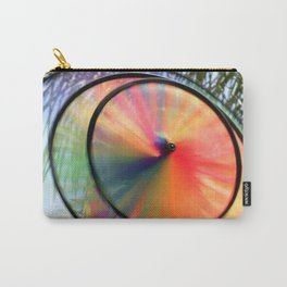 Wind Wheel Carry-All Pouch