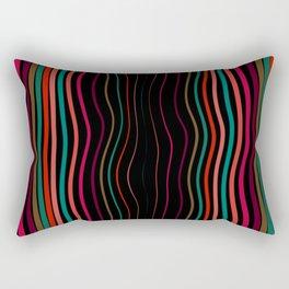 Abstract background 54 Rectangular Pillow